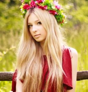 Красивые волосы в летний период