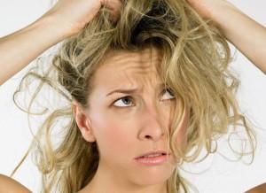 Поврежденные и слабые волосы