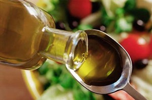Масло из оливок для маски