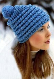 Защита волос зимой