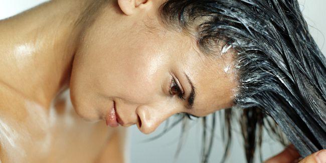 Укрепляющие маски для волос