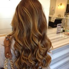 Мелиорированные волосы